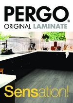 Pergo Modern Sensation Farmhouse Oak Laminate Flooring